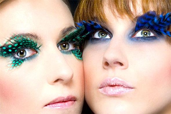 maquiagem-carnaval-cilios-posticos